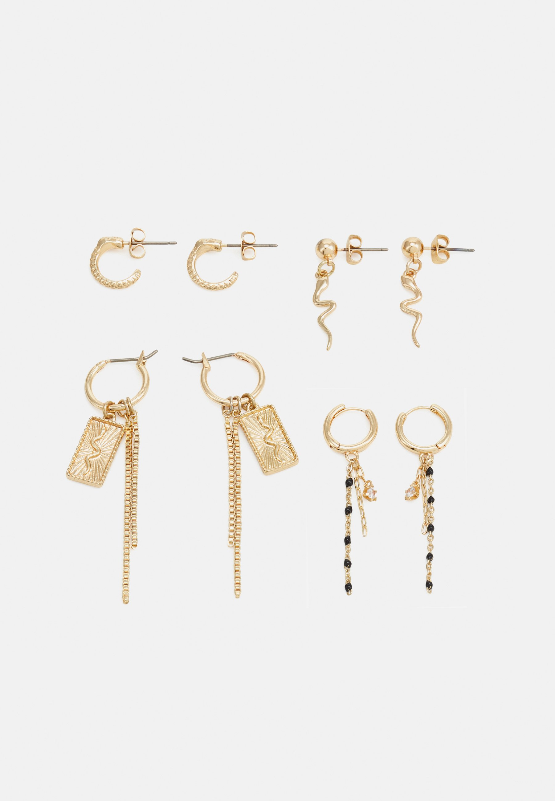 Donna PCDABY EARRINGS 4 PACK - Orecchini