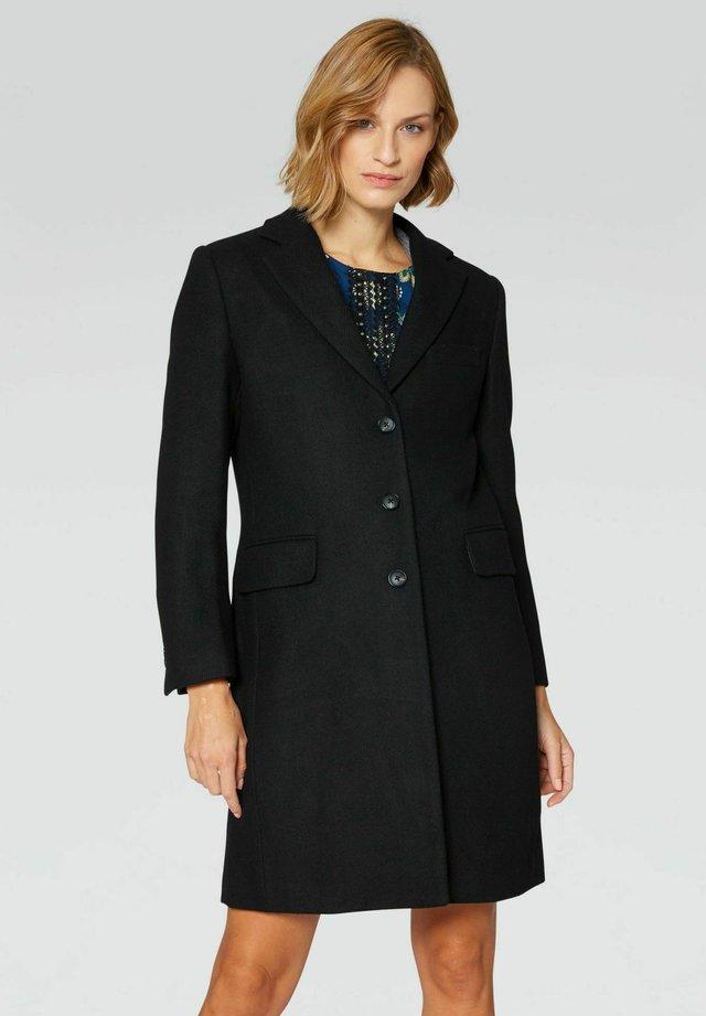 Cappotto classico - nero