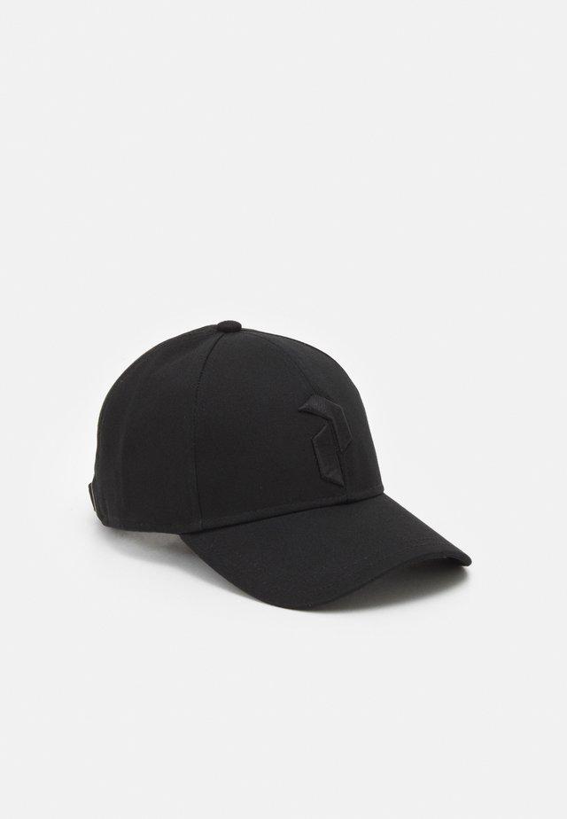 RETRO UNISEX - Casquette - black