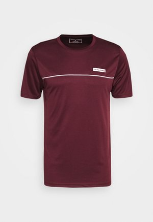 JCOZSS PERFORMANCE TEE - T-shirt con stampa - port royale