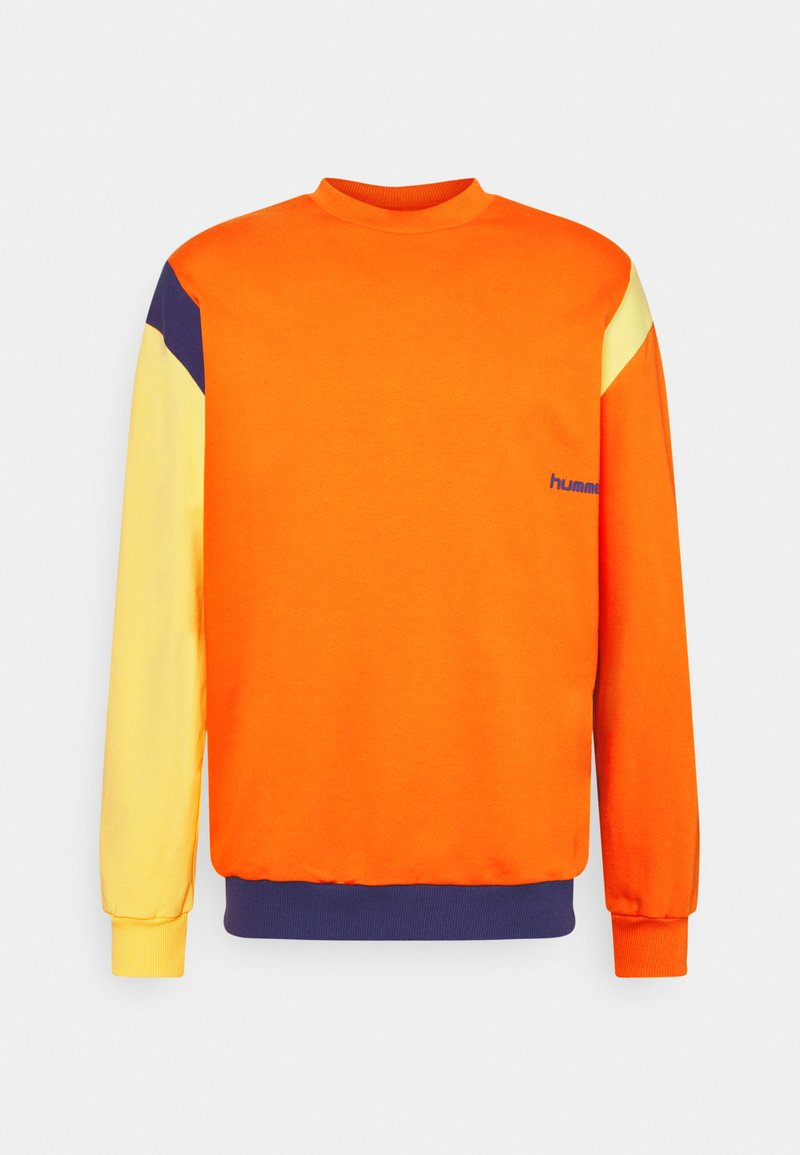 Hummel Hive - UNISEX - Sweatshirt - carrot