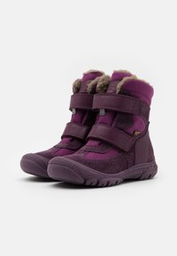 Froddo - LINZ TEX MEDIUM FIT - Winter boots - purple - 1