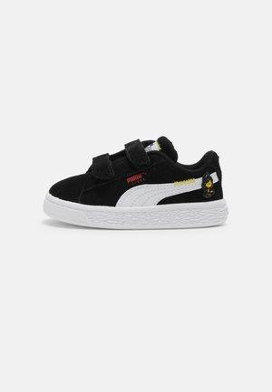 PEANUTS CLASSIC UNISEX - Sneakers laag - black/white