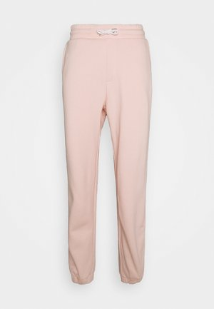 UNISEX - Tracksuit bottoms - pink
