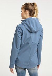 Schmuddelwedda - Soft shell jacket - graublau - 3