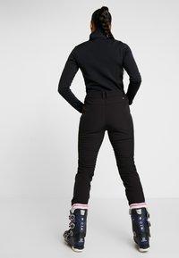 Icepeak - ENIGMA - Pantalon de ski - black - 2
