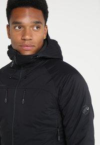 Mammut - RIME - Outdoor jacket - black phantom - 3
