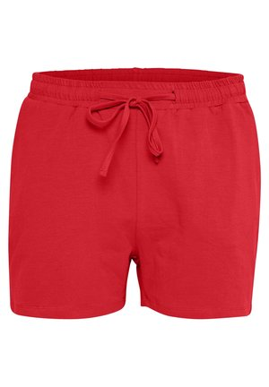 LINDA - Shorts - red