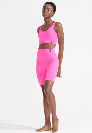 FLEX SEAMLESS  - Collants - bright pink