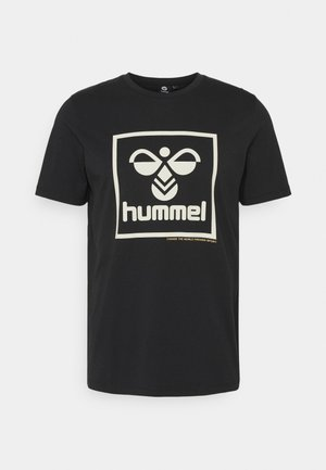 ISAM - T-shirts print - black