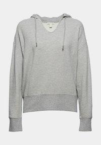 edc by Esprit - RELAXED - Hoodie - medium grey - 9