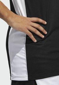 adidas Performance - N3XT PREMIUM TEAM AEROREADY - Top - black/white - 6