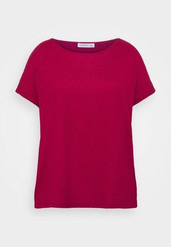 T-shirts - bordeaux