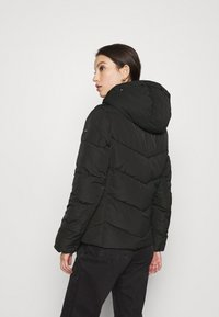 ONLY - ONLROONA QUILTED JACKET - Winter jacket - black - 3