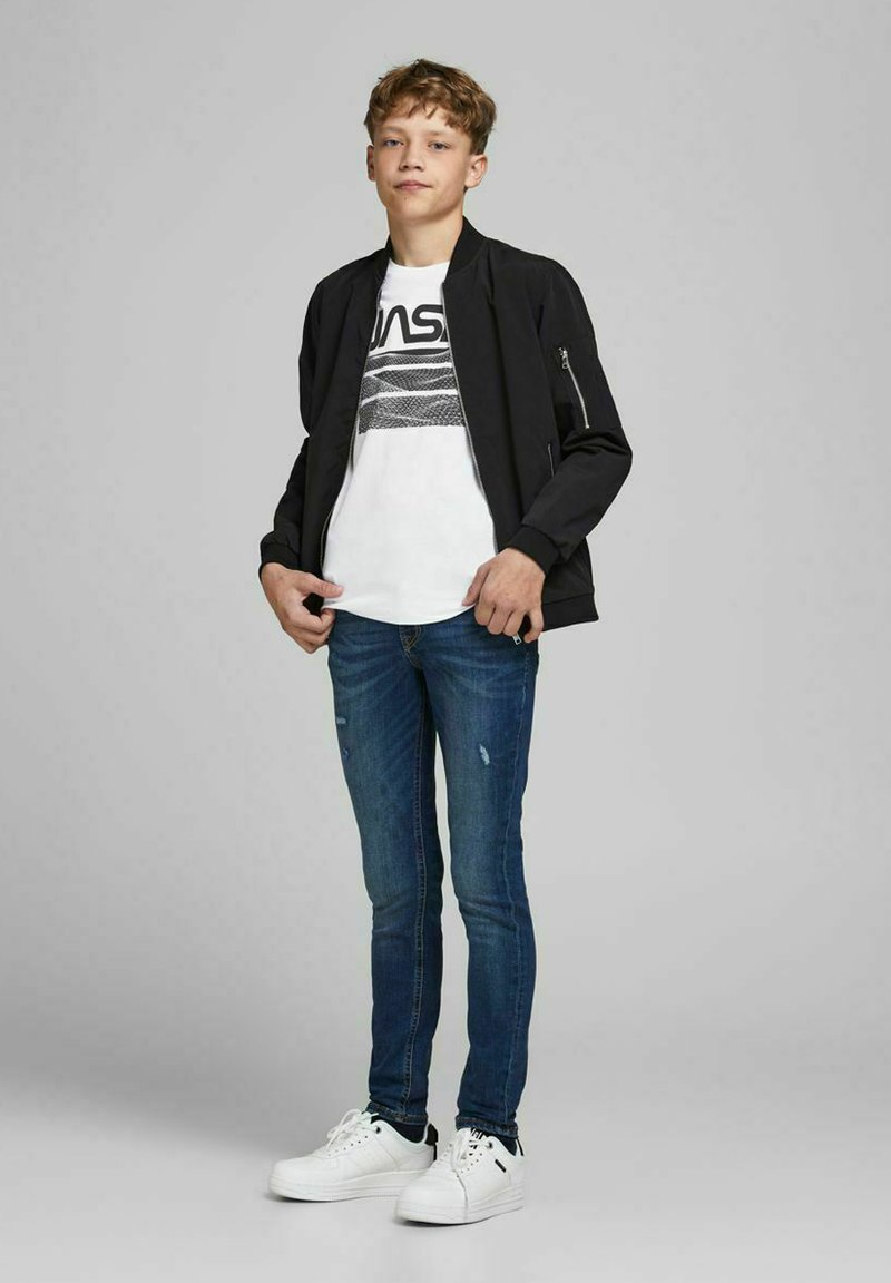 Jack & Jones Junior - Long sleeved top - white