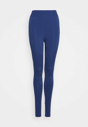 Tights - light blue