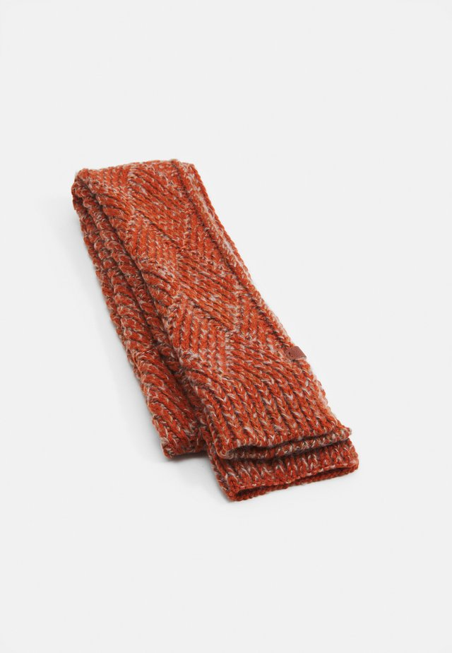 SCARF - Scarf - rusty twist