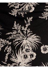 Vive Maria - TROPICAL HAWAII - Pencil skirt - schwarz allover - 5