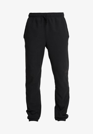 GLACIER PANT - Trainingsbroek - black