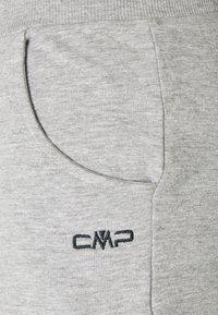 CMP - WOMAN LONG PANT - Teplákové kalhoty - grigio melange - 2