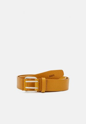 Belt - butterscotch