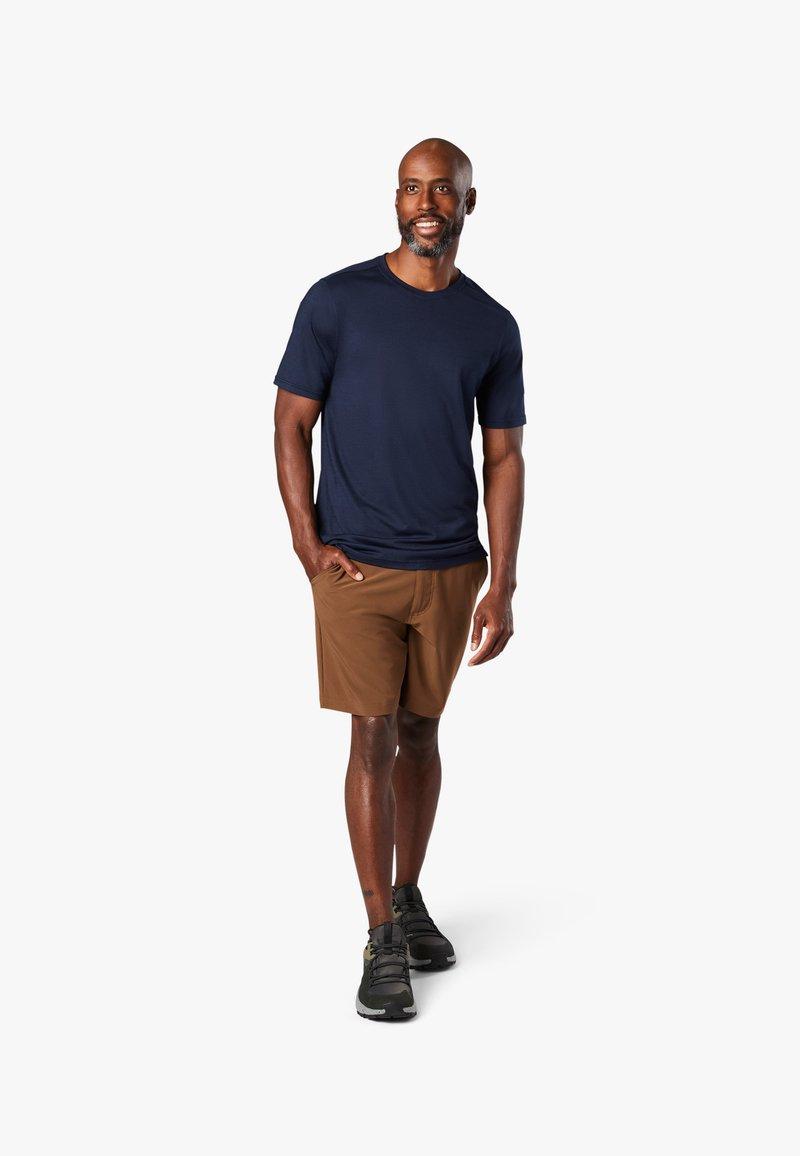 Smartwool - T-shirt basic - deep navy