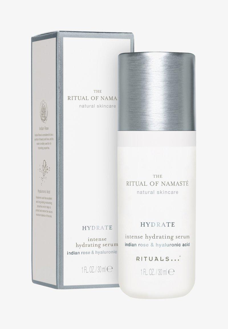 Rituals - THE RITUAL OF NAMASTÉ INTENSE HYDRATING SERUM - Serum - -