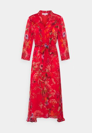 SEVIGNE DRESS - Day dress - red