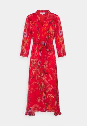 SEVIGNE DRESS - Denní šaty - red