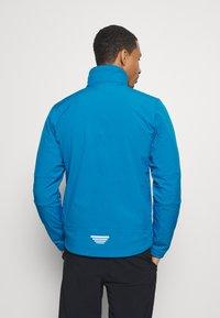 CMP - MAN JACKET ZIP HOOD - Soft shell jacket - river blue ink - 4
