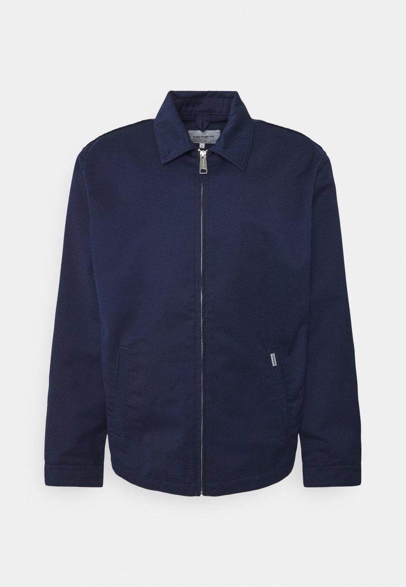 Carhartt WIP - MODULAR JACKET DENISON - Summer jacket - space rinsed