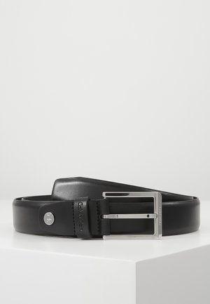 BOMBED BELT - Vyö - black