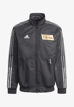FC UNION BERLIN ANTHEM JACKET - Vereinsmannschaften - black