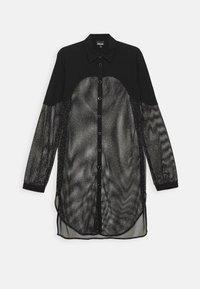 Just Cavalli - Košilové šaty - black - 0