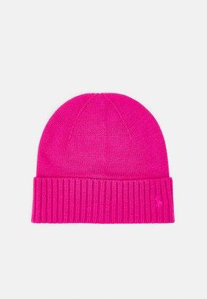 APPAREL ACCESSORIES HAT UNISEX - Muts - preppy pink