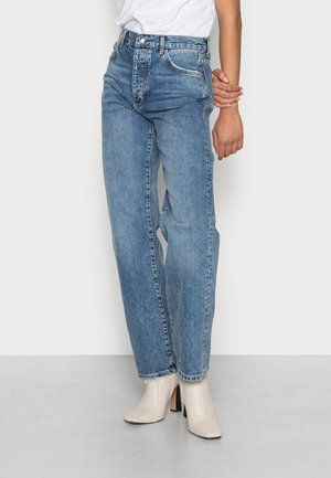 RELAXED - Relaxed fit jeans - dark blue