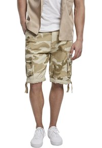 Brandit - BRANDIT ACCESSOIRES URBAN LEGEND  - Shorts - sandcamo - 1