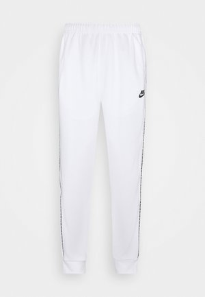 REPEAT - Tracksuit bottoms - white