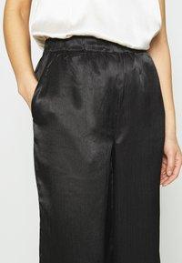 Résumé - BIA PANT - Pantalon classique - black - 3