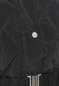 Dorothy Perkins - SHORT LUXE - Winter coat - black - 5