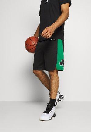 NBA BOSTON CELTICS SWINGMAN SHORT - Squadra - black/white