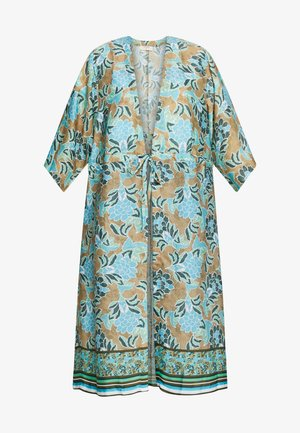 BAHIACR KIMONO - Summer jacket - green moss