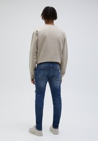 PULL&BEAR - Jeans Skinny Fit - mottled blue - 2