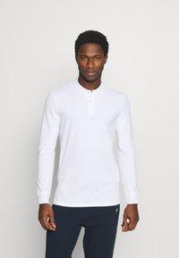 Pier One - 3 PACK - Polo shirt - dark blue/white/black - 3