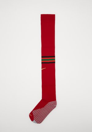 PORTUGAL - Sports socks - gym red/challenge red/pine green/truly gold