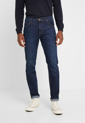 RIDER - Jeansy Slim Fit - dark pool