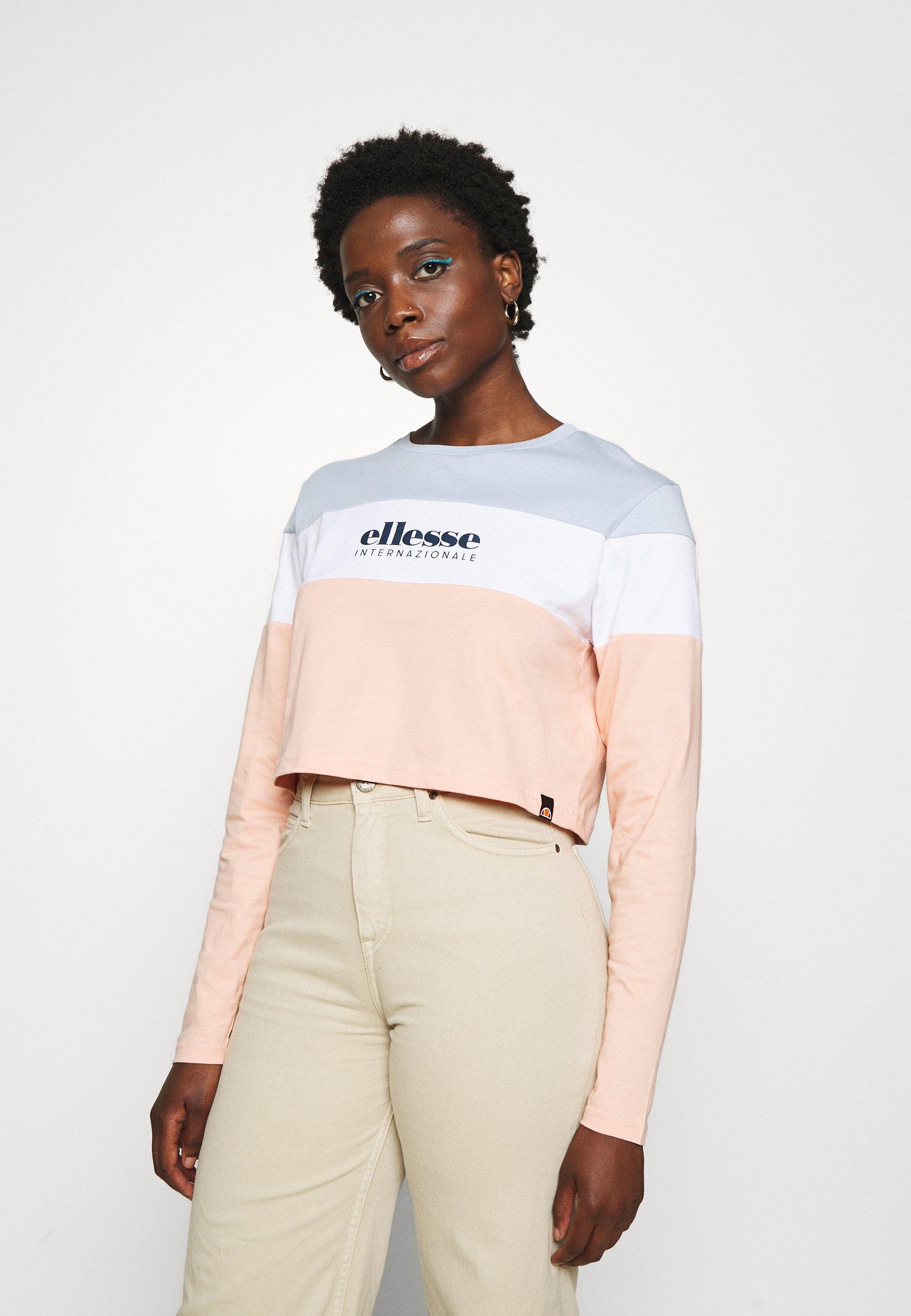 Women BLOCK - Long sleeved top