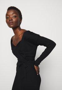 Vivienne Westwood - PANEGA DRESS - Robe en jersey - black - 3