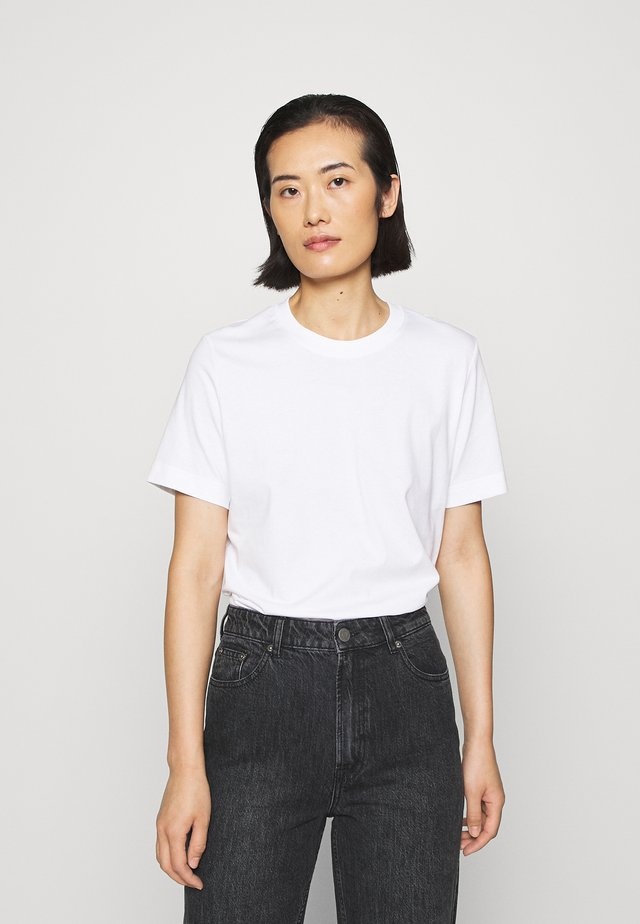 T-SHIRT - T-shirt basic - white light