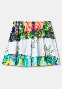 Desigual - FAL_CURIE - Mini skirt - white - 1